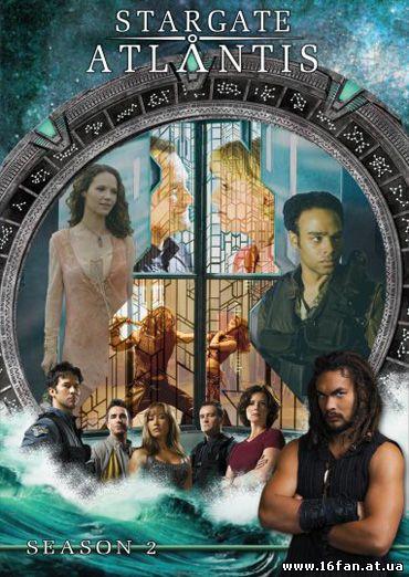 «Звёздные Врата Атлантида Сезон 5 Серия 3» — 2006